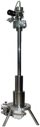Безгелиевая система с быстрой сменой образца в обменном газе или в вакууме ICEoxford купить в Техноинфо
