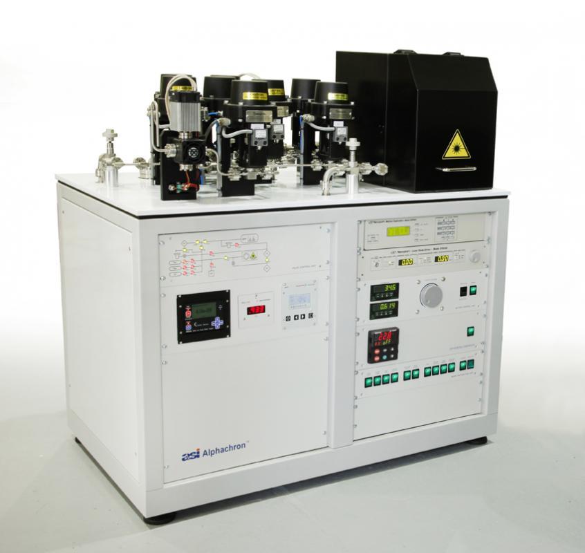 Система извлечения и измерения гелия AppliedSpectra Alphachron купить в Техноинфо