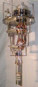 Безгелиевый рефрижератор растворения купить в Техноинфо