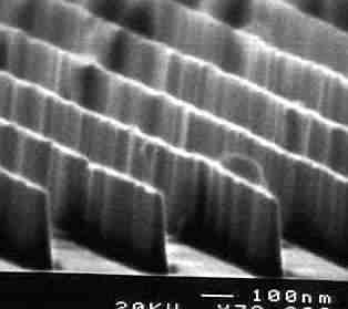 Реактивное ионное травление ZnSe, описание процесса и оборудование