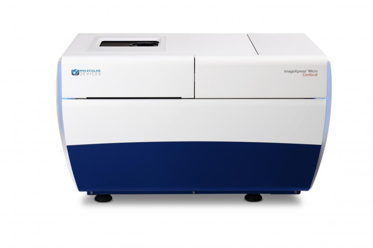 Система многопараметрического скрининга ImageXpress Micro Confocal купить в Техноинфо