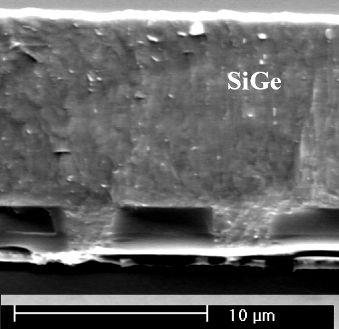 Химическое осаждение (PECVD & CVD) германида кремния (SiGe) описание и оборудование