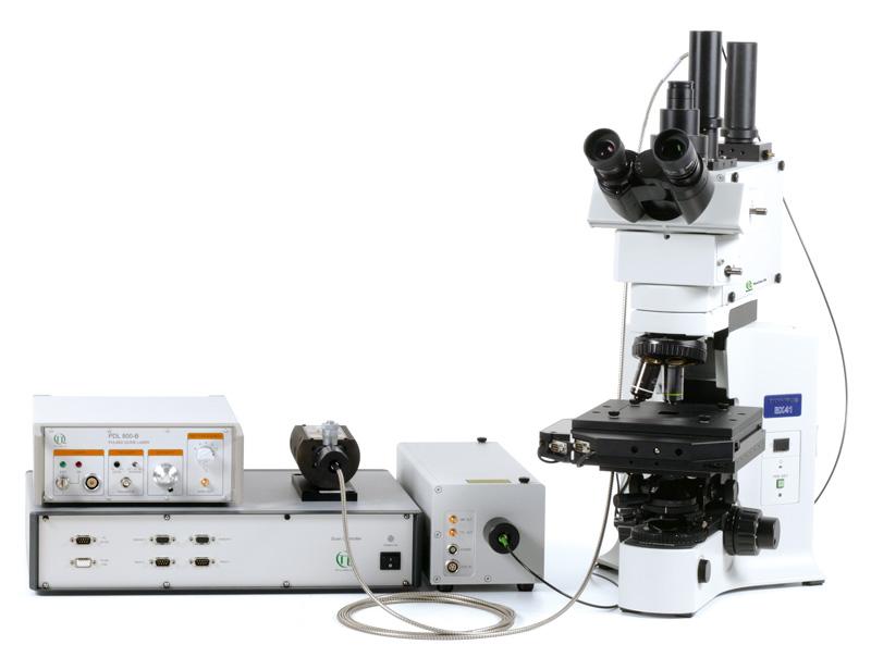 Конфокальный микроскоп MicroTime 100 купить в Техноинфо