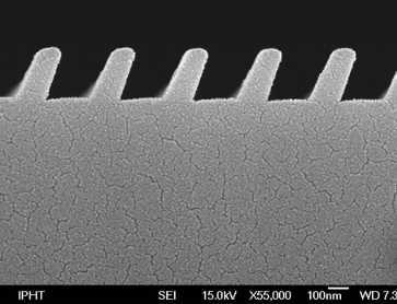 Реактивное ионно-лучевое травление кварца (SiO2), описание процесса и оборудование