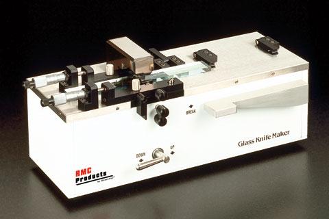 Прибор для изготовления стеклянных ножей GKM-2 купить в Техноинфо