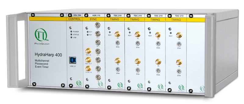 TCSPC PicoQuant HydraHarp 400 купить в Техноинфо