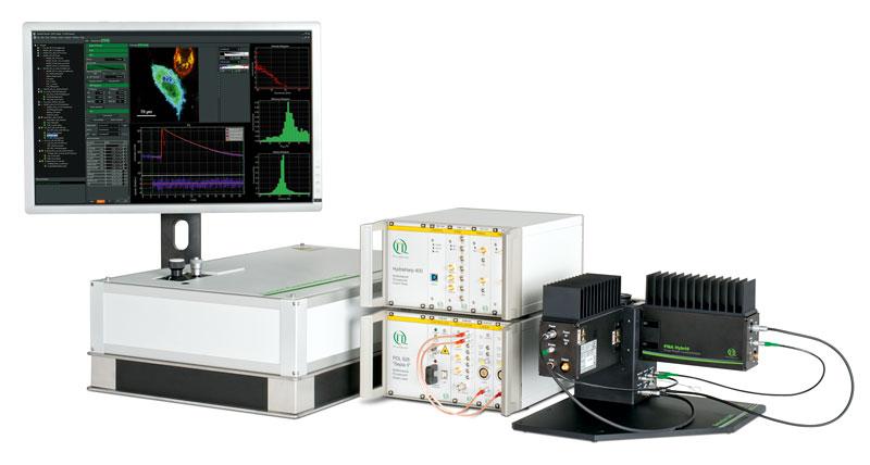 Комплект для апгрейда конфокального микроскопа PicoQuant купить в Техноинфо