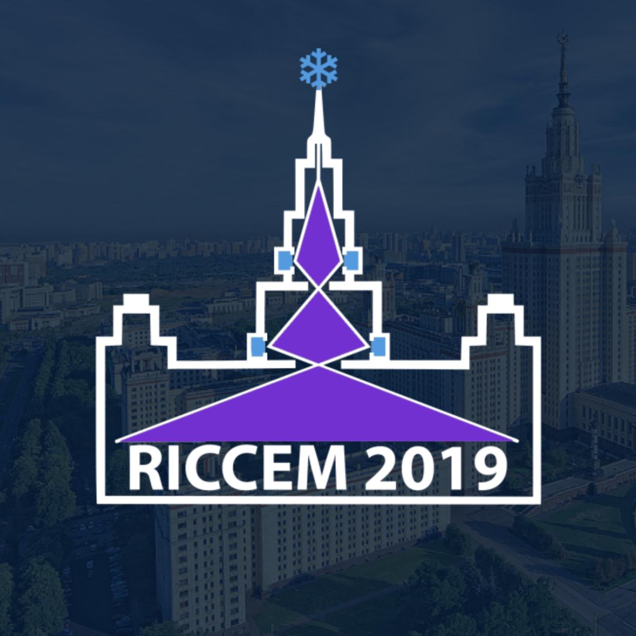 программа конференции RICCEM-2019