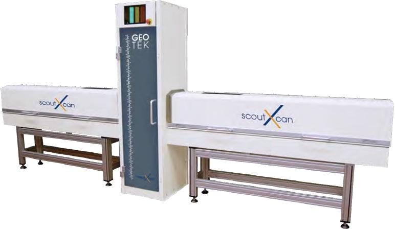 Система радиографии и ламинографии керна Geotek ScoutXcan купить в Техноинфо