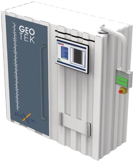 Система томографии плагов Geotek PlugXcan купить в Техноинфо
