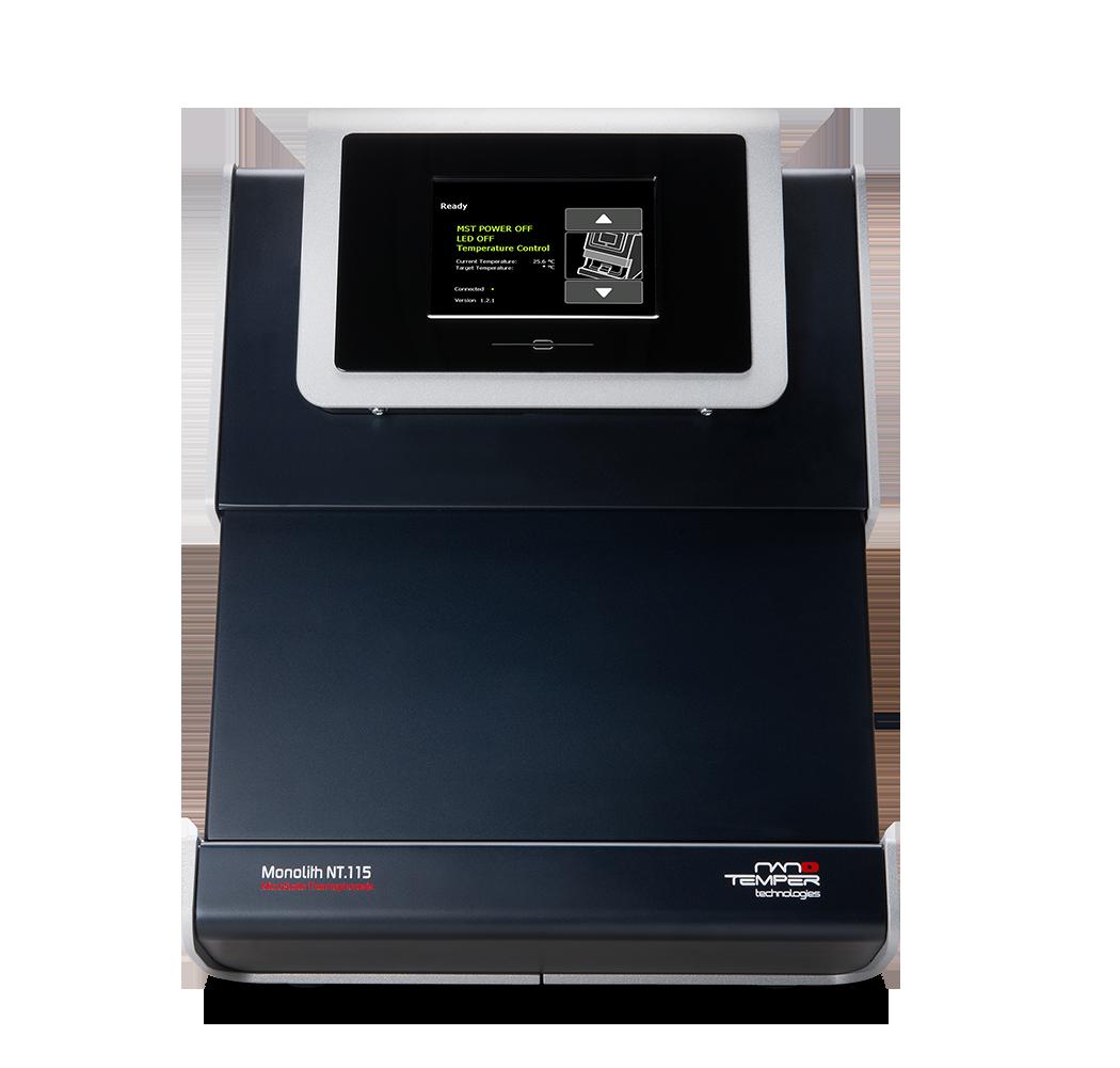Система анализа аффинностей NanoTemper Monolith NT.115 купить в Техноинфо