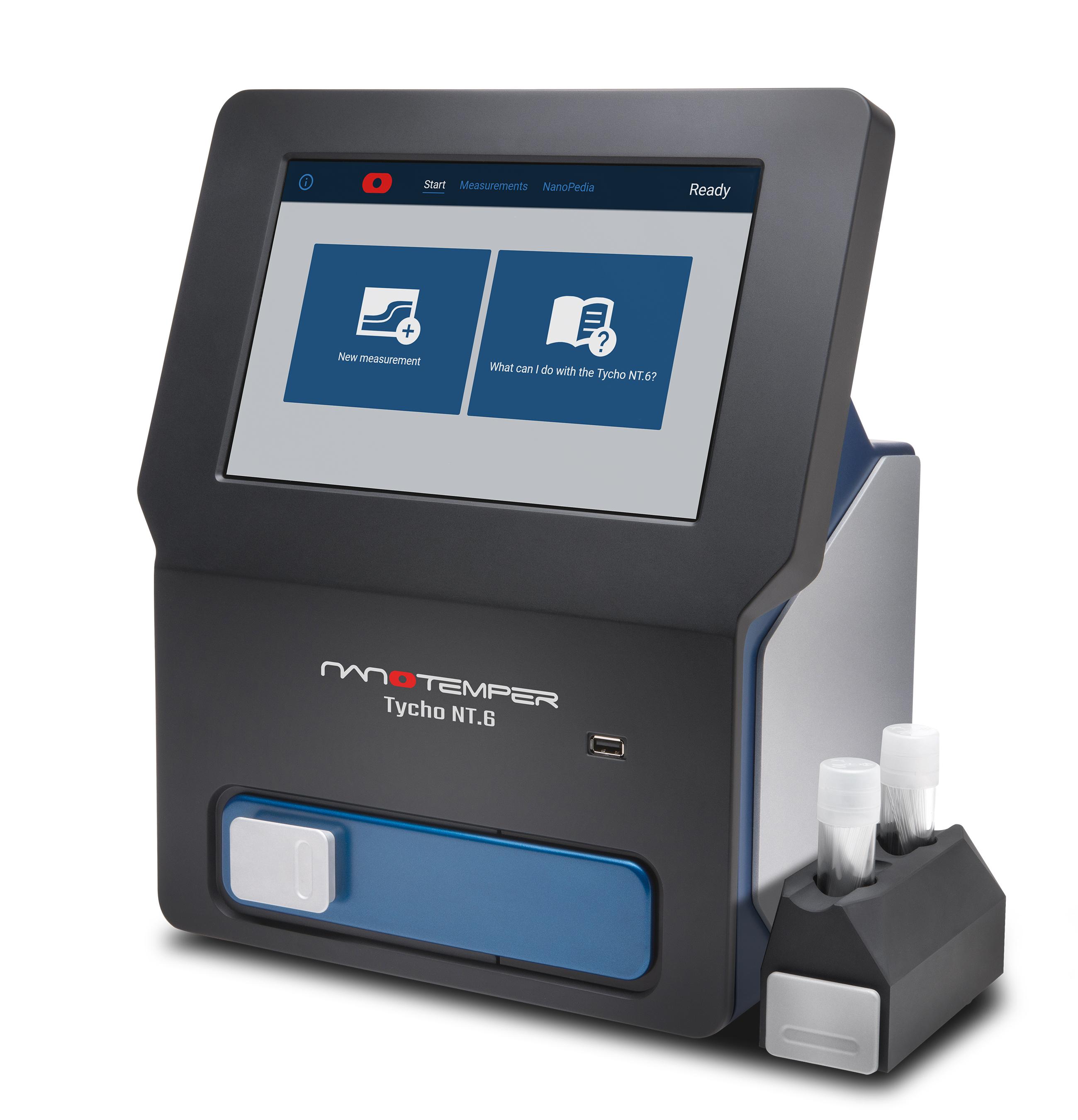 Система экспресс-анализа качества белков Nanotemper Tycho NT.6 купить в Техноинфо