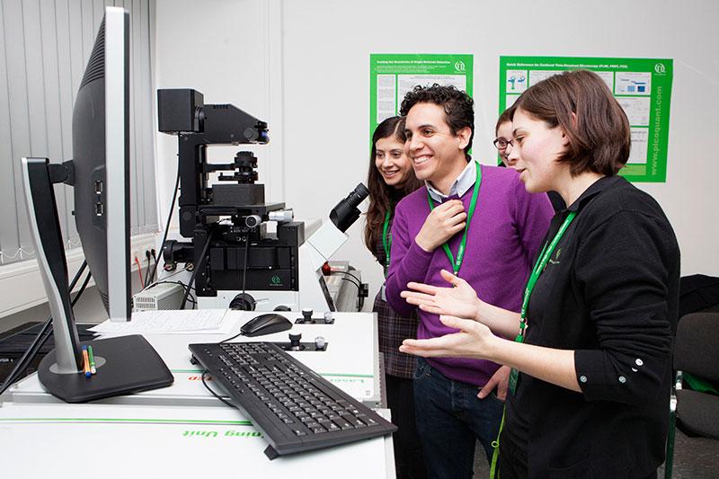 """Анонсы мероприятий: остается всего несколько дней до окончания ранней регистрации на курс """"Time-resolved Microscopy and Correlation Spectroscopy"""", который пройдет 18-20 февраля в штаб-квартире PicoQuant в Берлине"""