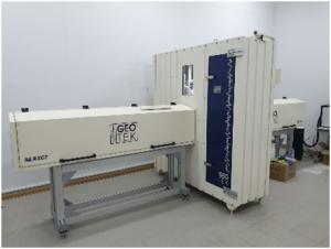В НАЦ РН установлены сканер керна Geotek MSCL-SXZ и рентгеновский макротомограф Geotek RXCT