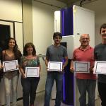 Сотрудники Института химии Государственного университета Сан-Паулу (UNESP) прошли полное обучение по работе на малоугловом дифрактометре Xenocs Nano-inXider