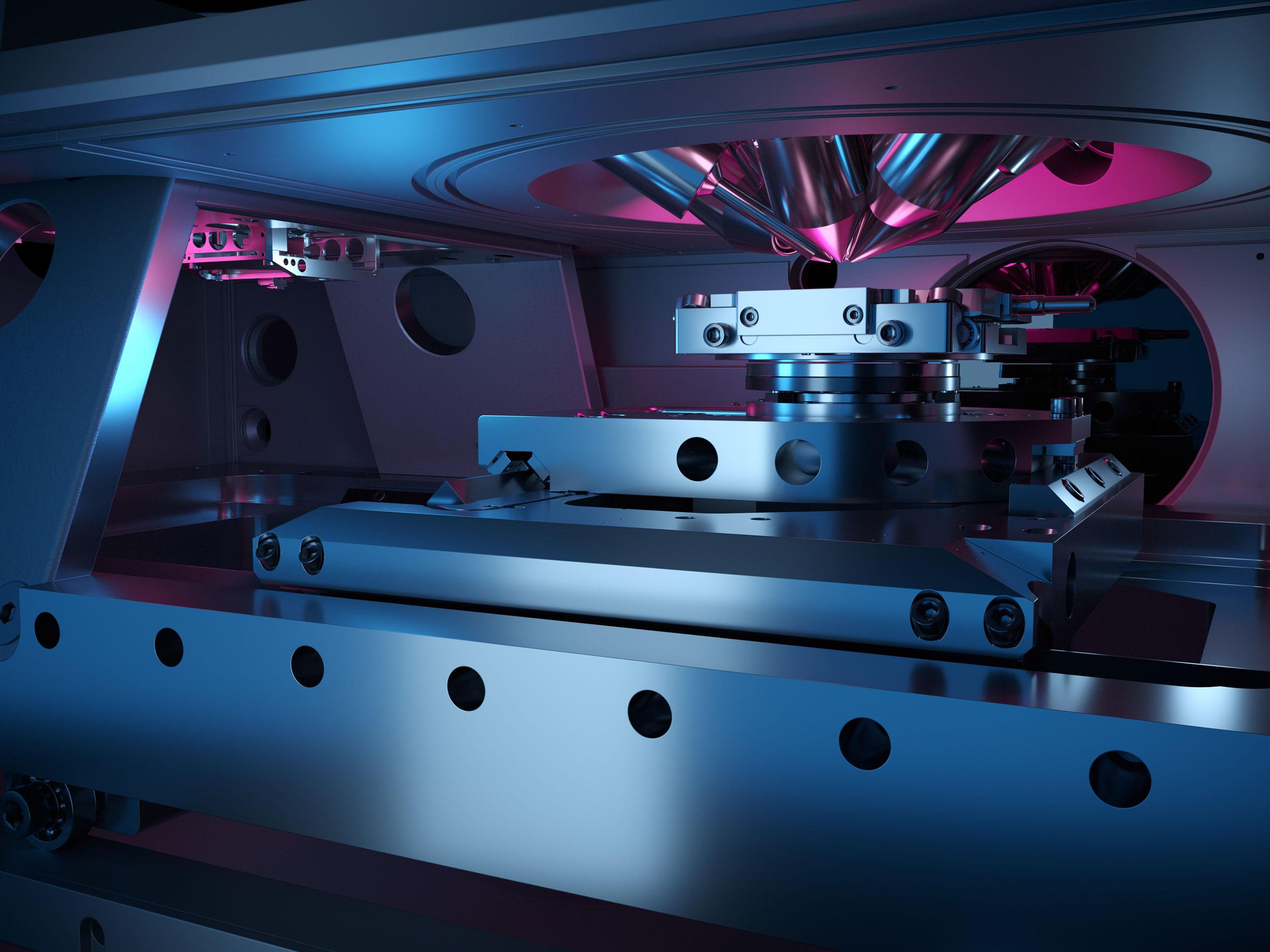 Масс-спектрометр TOF.SIMS M6 Plus купить в Техноинфо