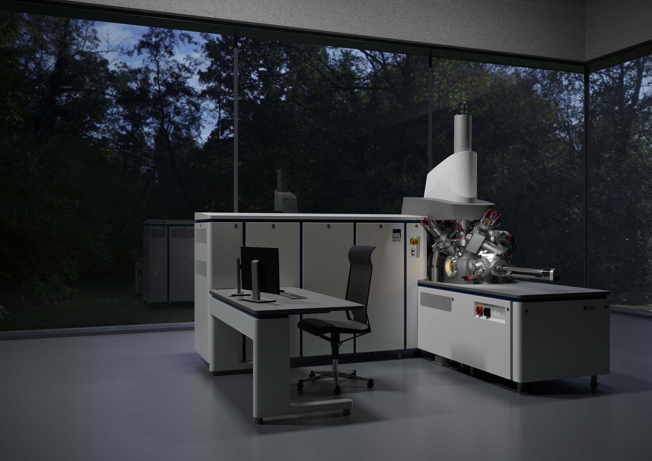Масс-спектрометр вторичных ионов TOF.SIMS M6 купить в Техноинфо