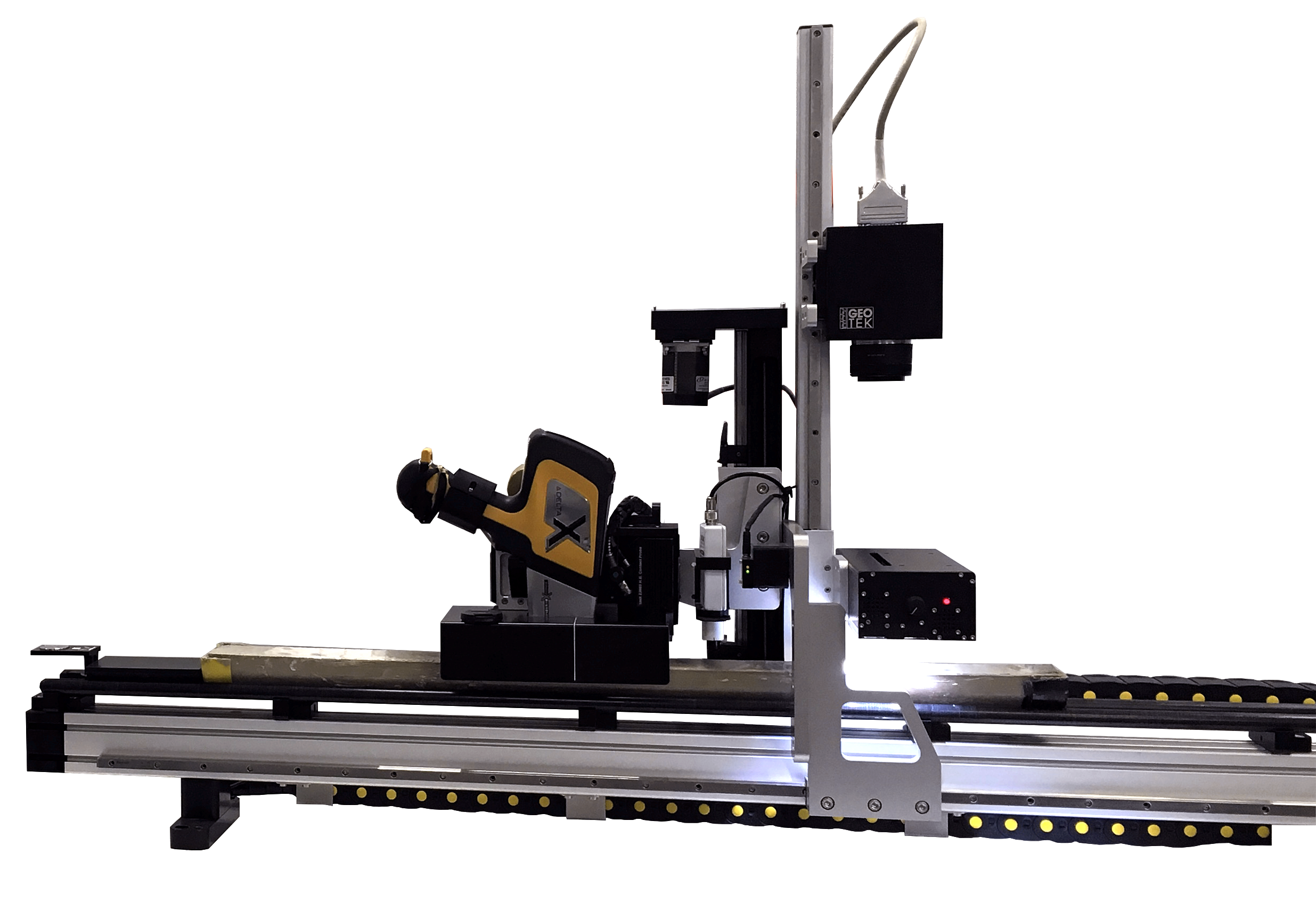Настольный сканер керна Geotek MSCL-XZ купить в Техноинфо